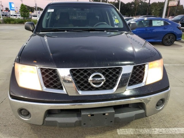 Pre-Owned 2008 Nissan Frontier