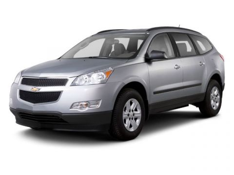 Pre-Owned 2011 Chevrolet Traverse LTZ
