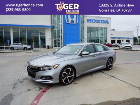 New 2019 Honda Accord Sedan Sport 1.5T FWD 4dr Car