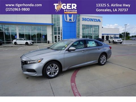 New 2019 Honda Accord Sedan LX 1.5T FWD 4dr Car