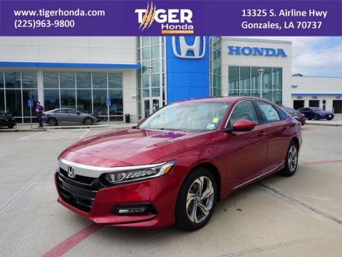 New 2020 Honda Accord Sedan EX 1.5T FWD 4dr Car