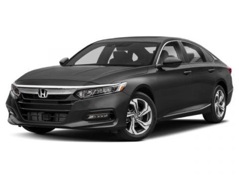 Pre-Owned 2018 Honda Accord Sedan EX-L 1.5T