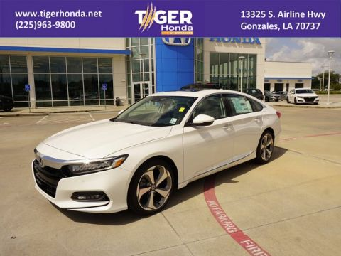 New 2019 Honda Accord Sedan Touring 2.0T With Navigation