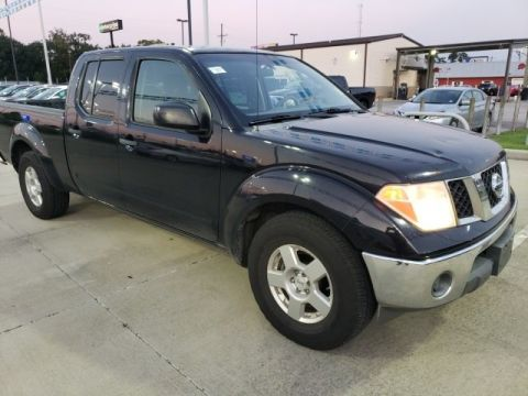 Pre-Owned 2008 Nissan Frontier RWD Crew Cab Pickup