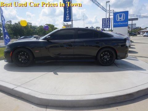 Pre-Owned 2017 Dodge Charger R/T Scat Pack With Navigation