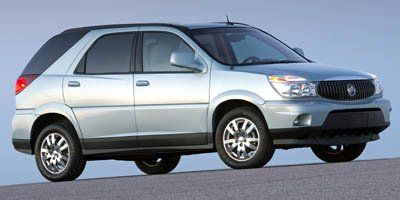 Pre-Owned 2006 Buick Rendezvous