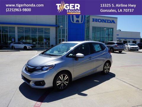 New 2019 Honda Fit EX FWD Hatchback