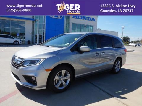 New 2019 Honda Odyssey EX-L w/Navi/RES With Navigation