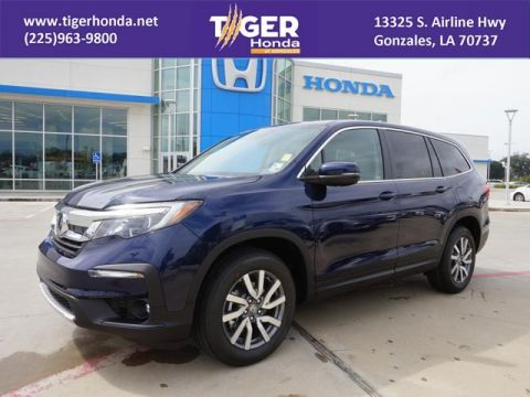 New 2019 Honda Pilot EX-L w/Navi & RES With Navigation
