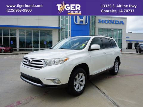 Pre-Owned 2012 Toyota Highlander FWD Sport Utility